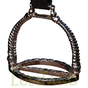 Portuguese ornamented stirrups