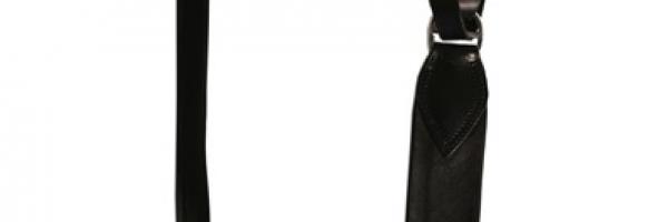 Portuguese leather girth