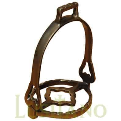 Horse stirrups