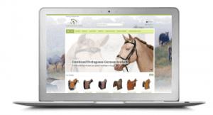 Equestrian Web Shop
